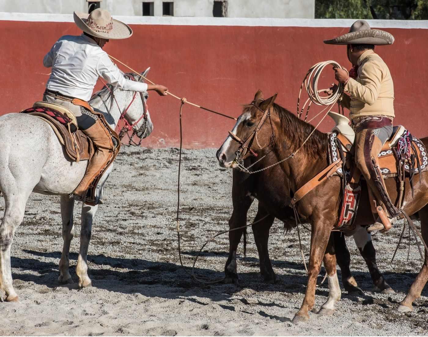 Charreria national sport of Mexico