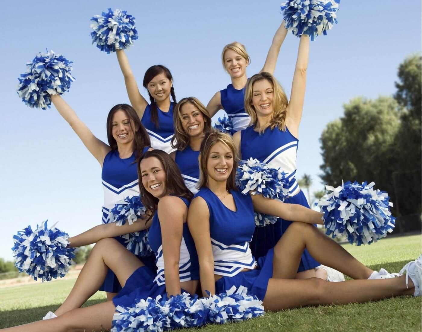 Cheerleading sports