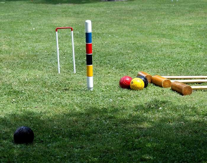 Croquet mind sport