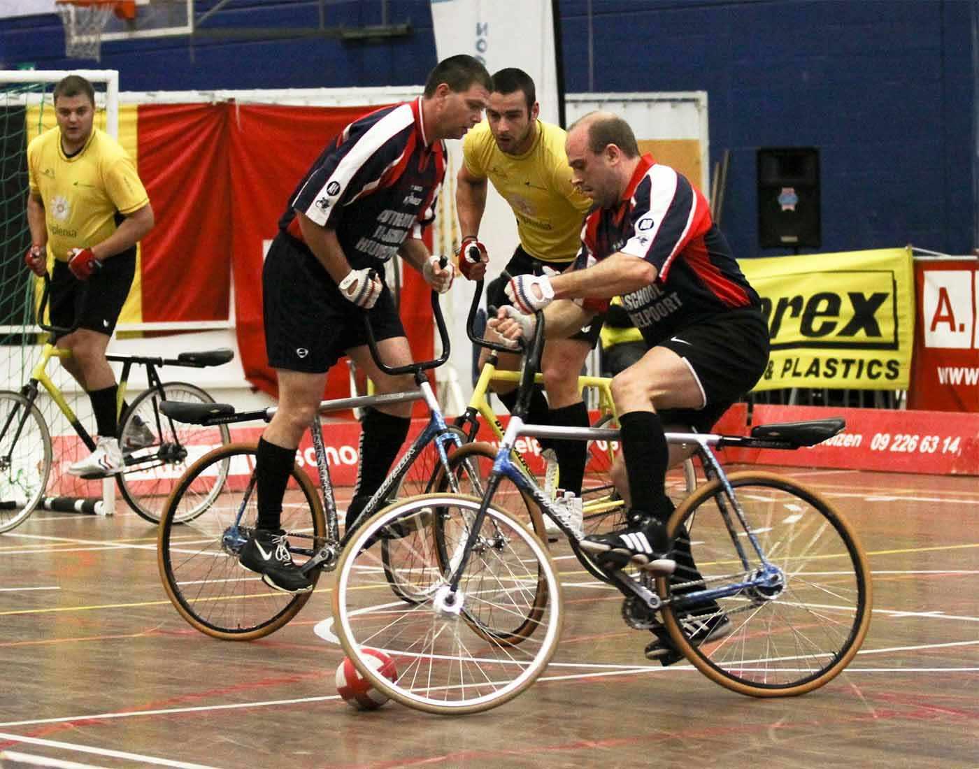 Cycle ball Radball