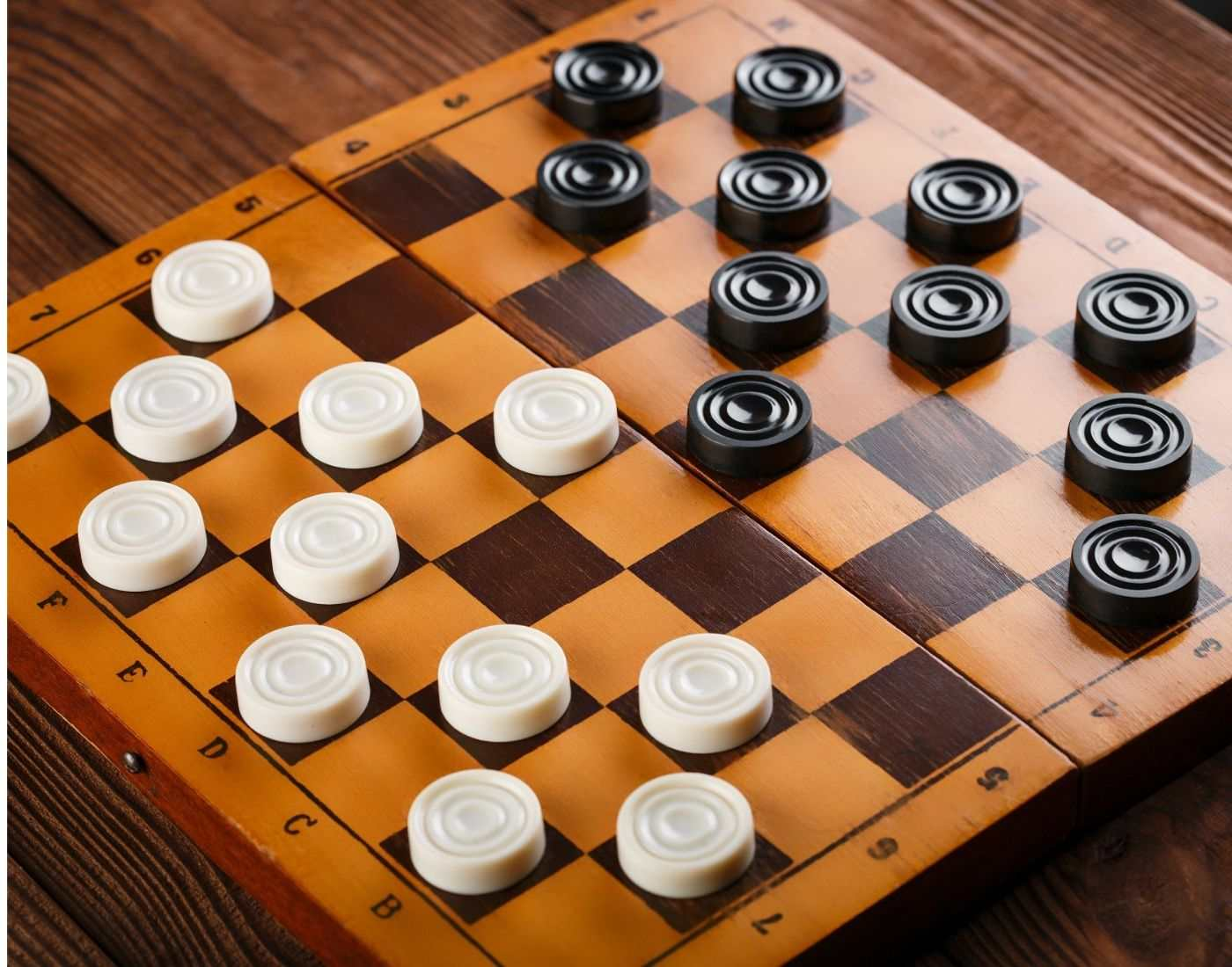 Draughts sports