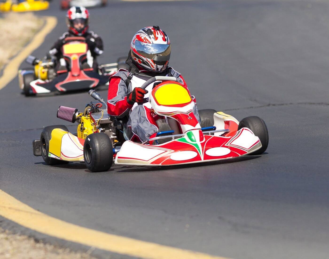 Karting motor sports
