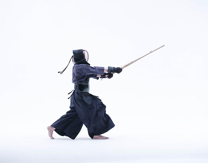 Kendo Japanese martial art