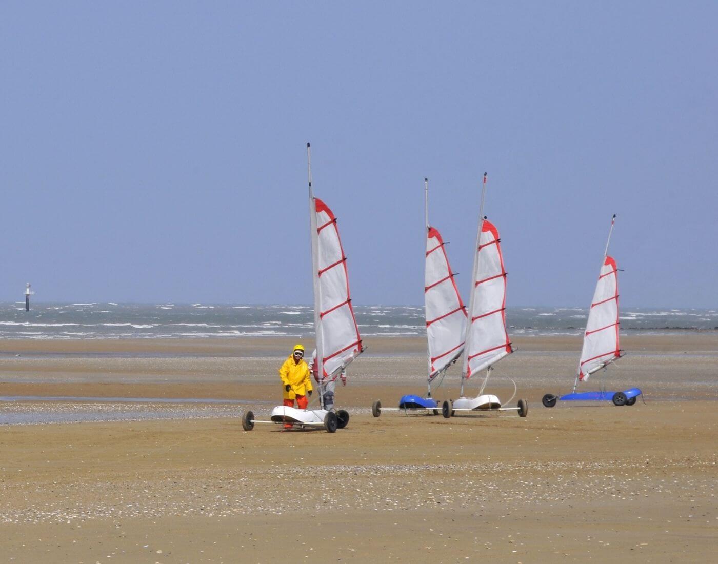 Land Yachting Sports
