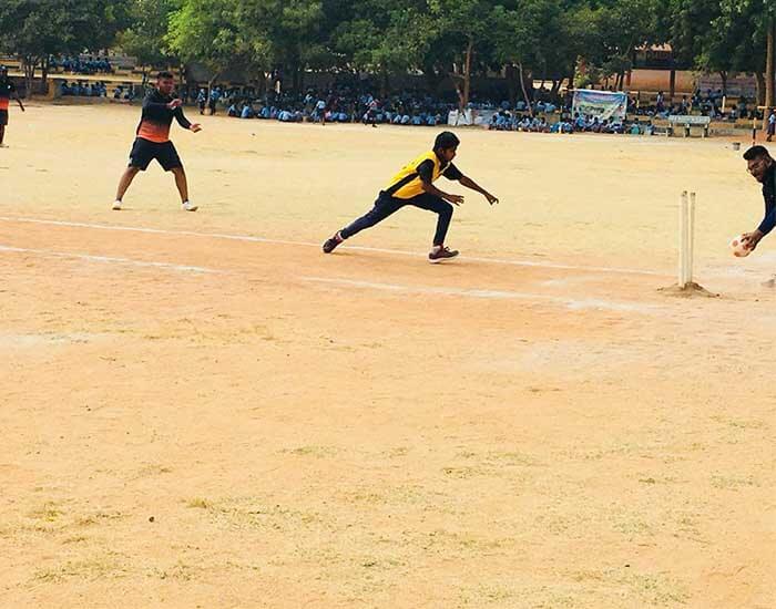 Leg Cricket
