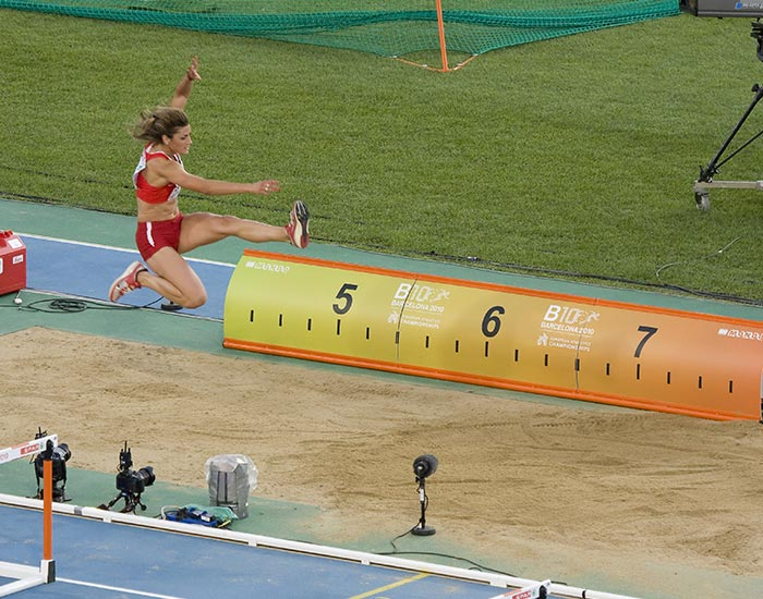 Long Jump athletics