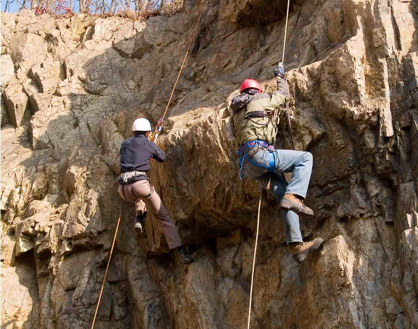 Mountain Climbing and Mountaineering