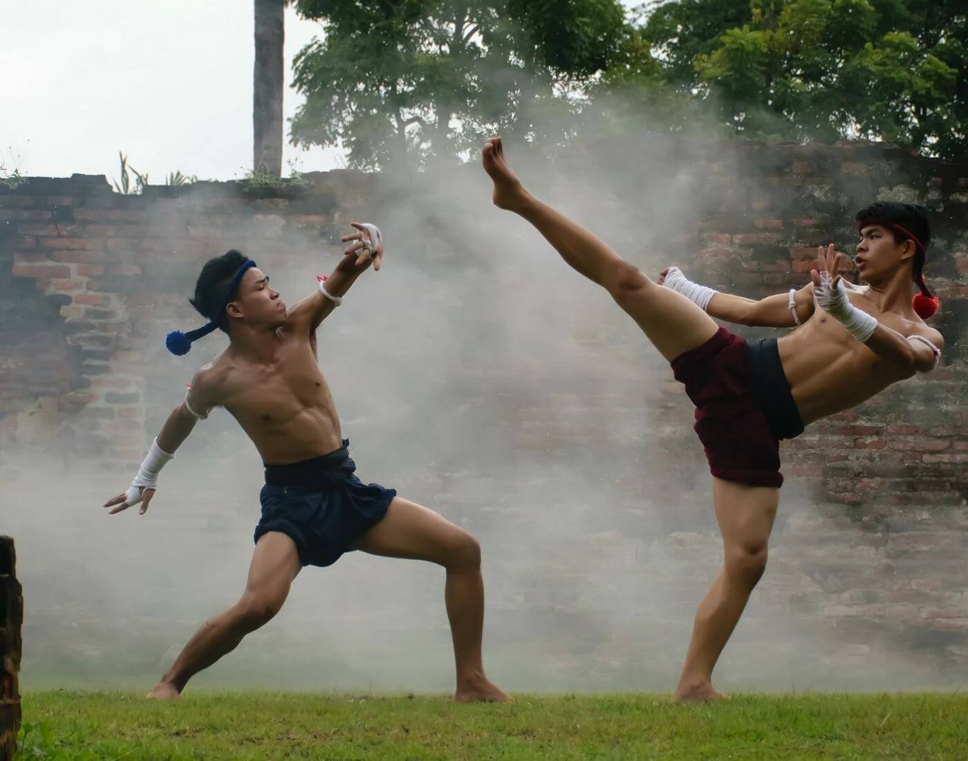 Muay Thai or Thai Boxing