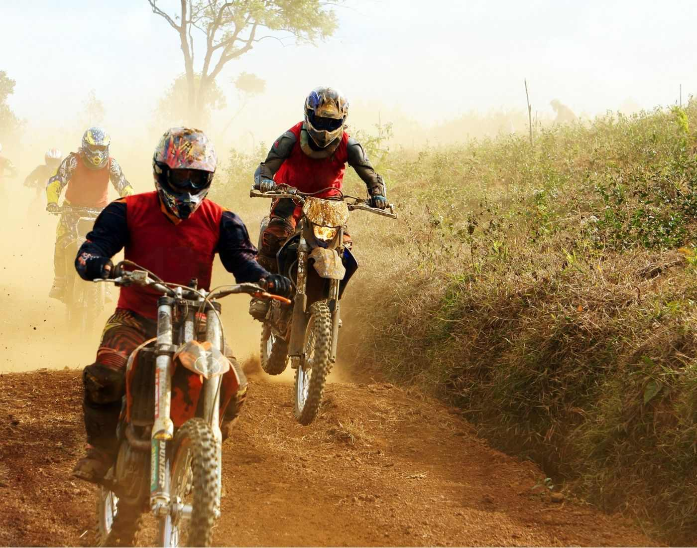 Off Road Motorcycling