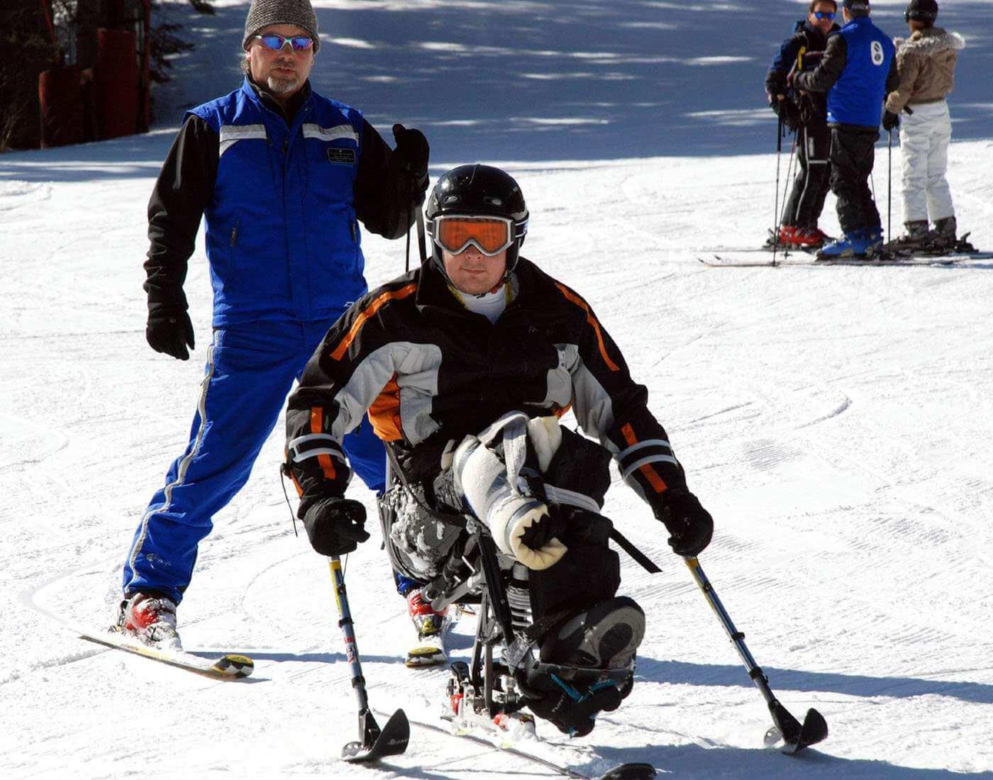 Para-Alpine Skiing