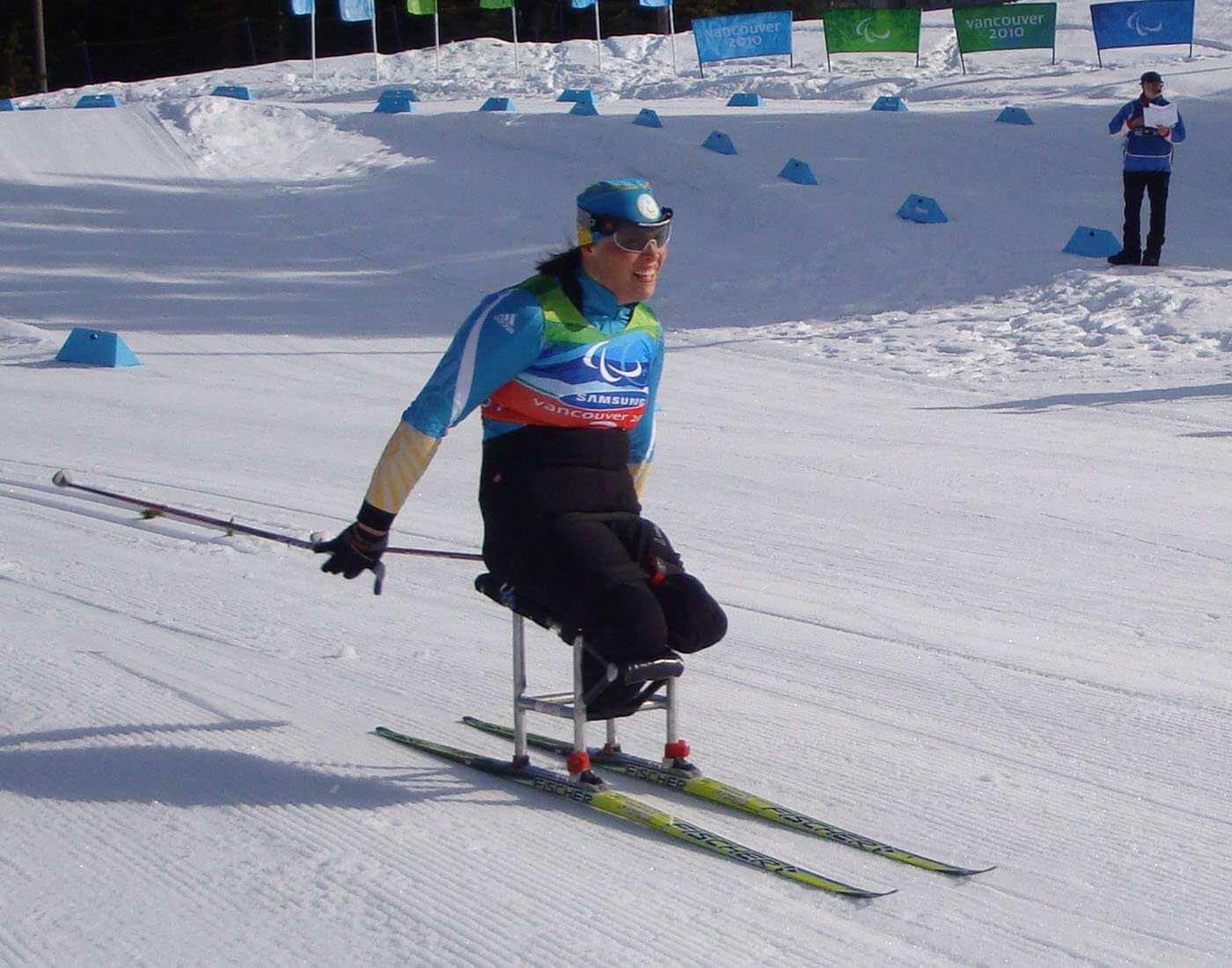 Para Cross-country Skiing