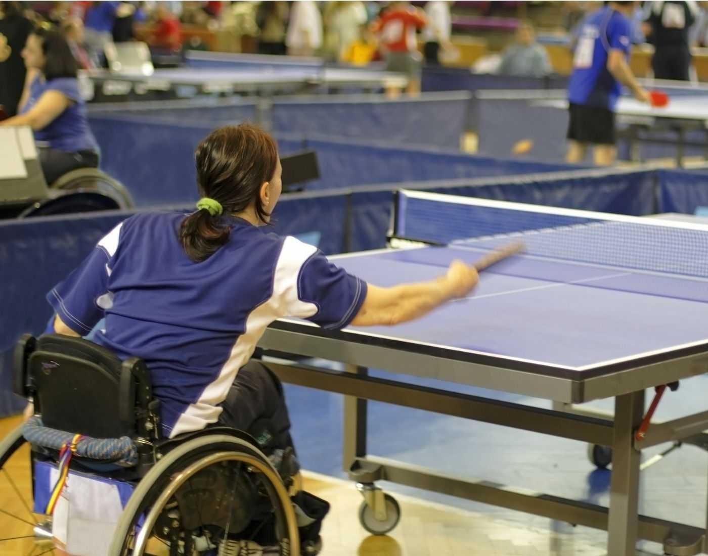 Para Table Tennis