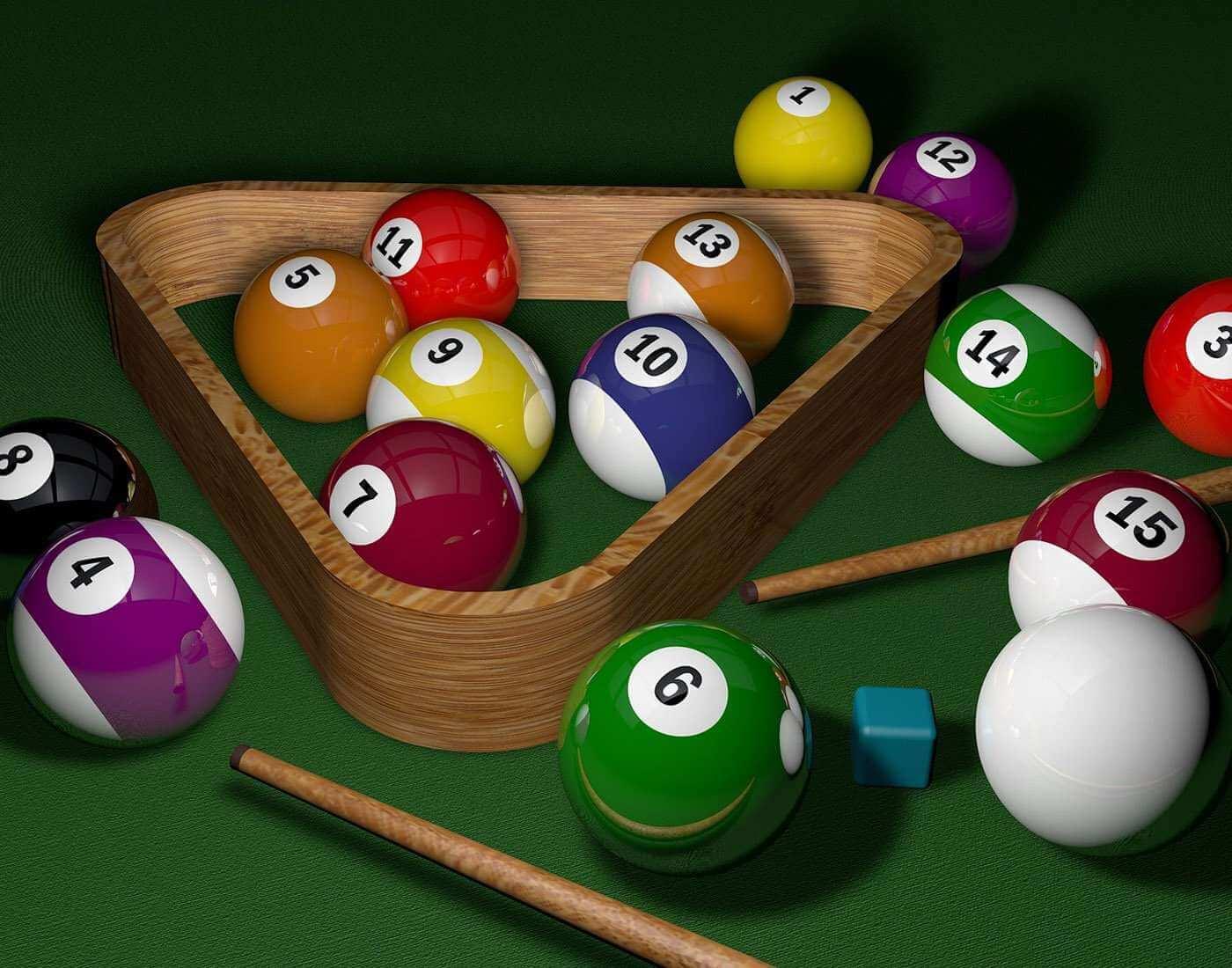 Pool Pocket Billiards