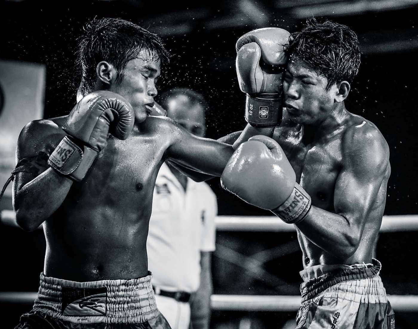 Pradal Serey Cambodian kickboxing