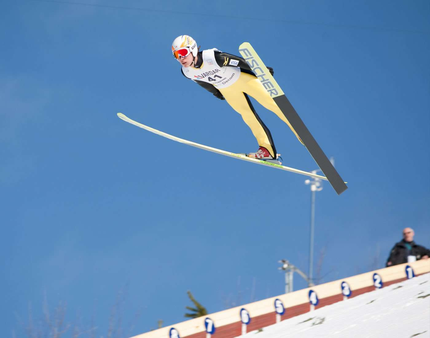 Ski Flying photos