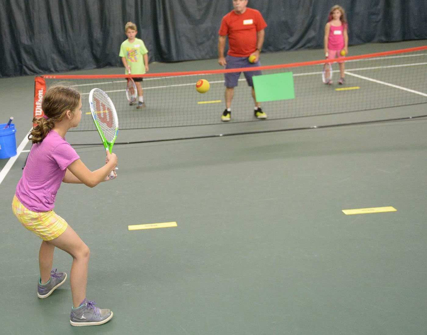 Soft Tennis sports