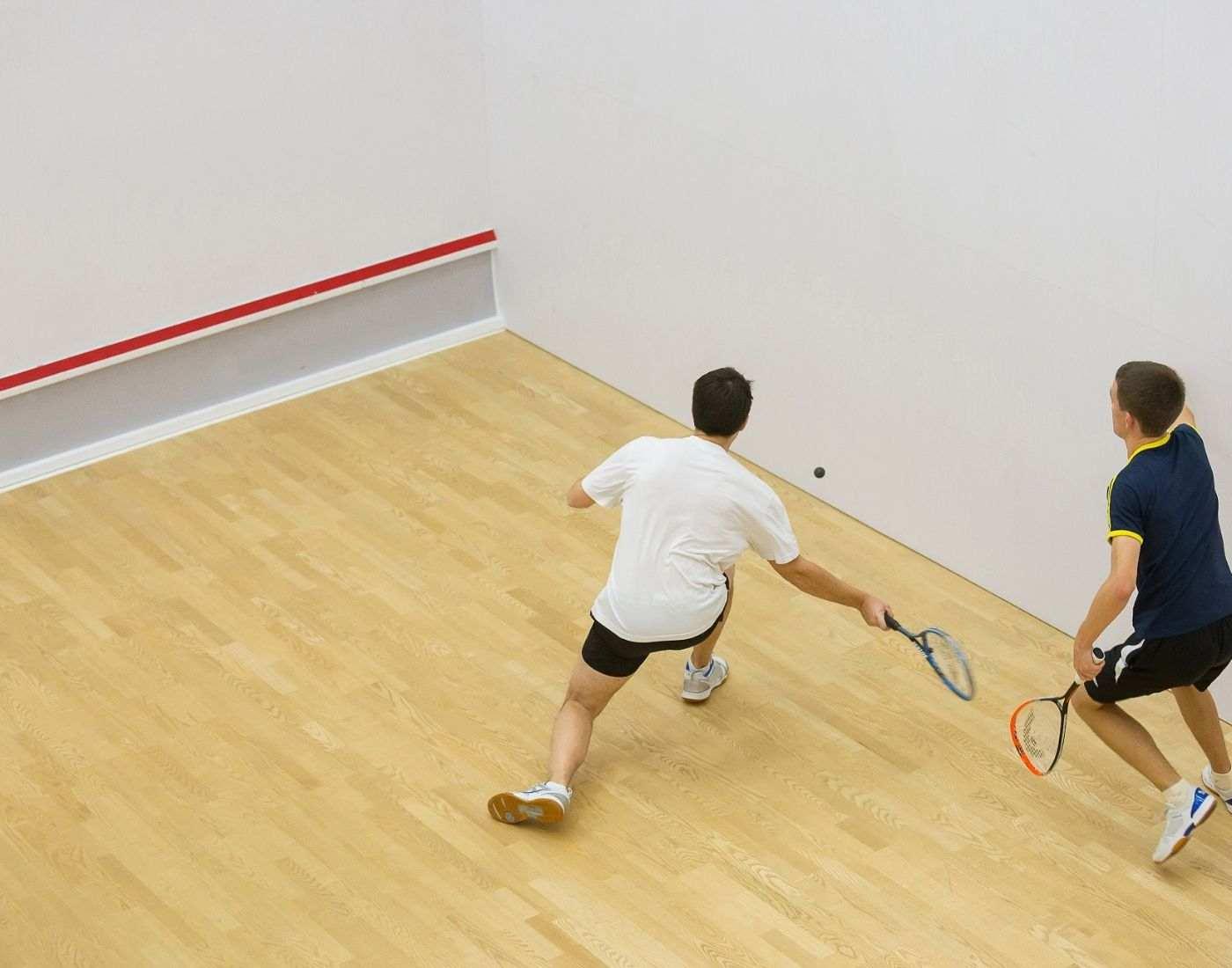 Squash sports