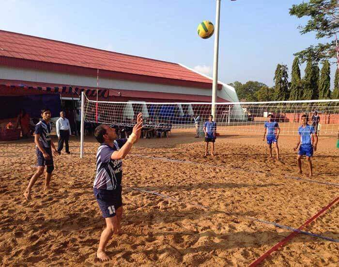 Throwball sports