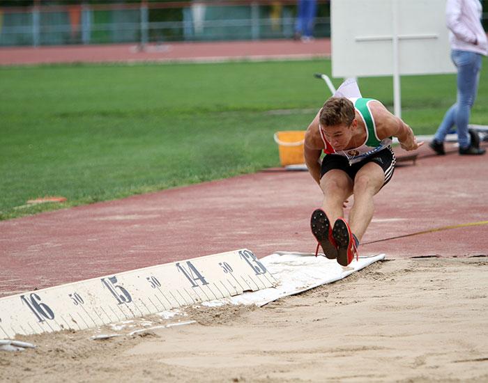 Triple Jump athletics
