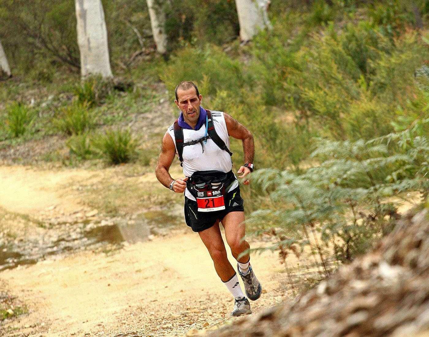 Ultra Running ultramarathon