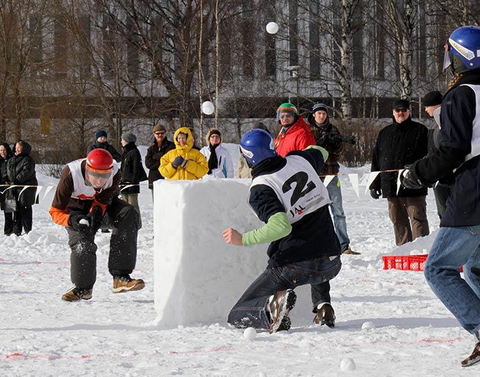 Yukigassen sports