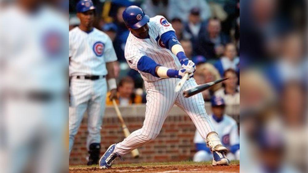 Sammy Sosa's Corked Bat in Baseball