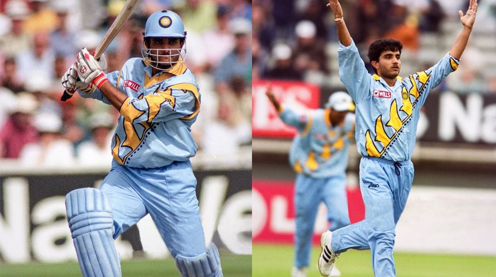 1999 world cup sourav ganguly