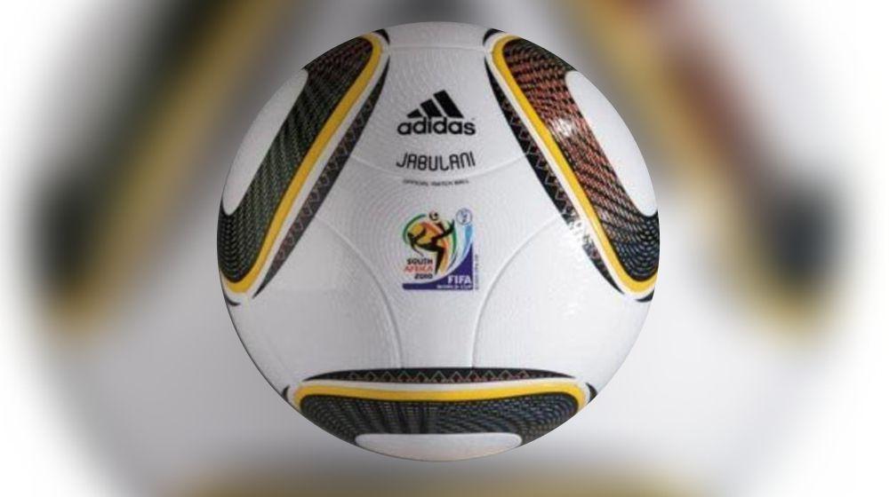 Adidas Jabulani Football - Not Good for Playing