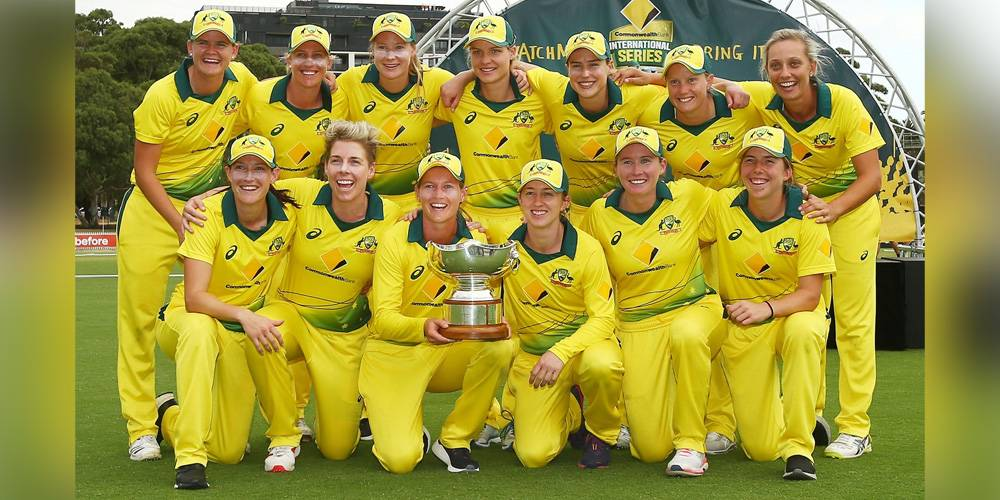 Australian Women's odi cricket team