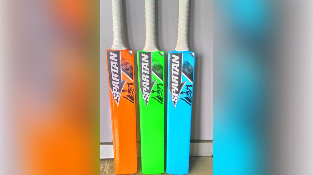 Coloured Bats in Cricket
