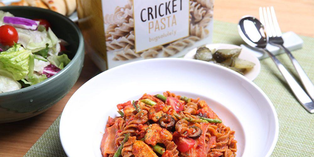 cricket diet