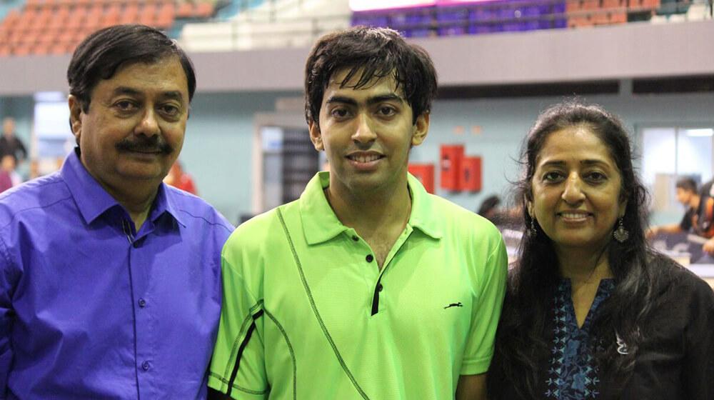 harmeet desai family