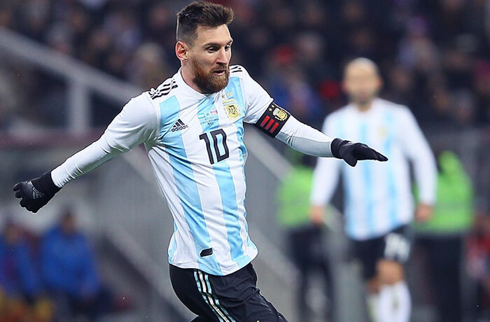 Lionel Messi- The Argentine Footballer