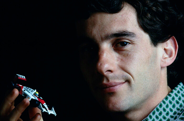 The F1 Hero- Ayrton Senna