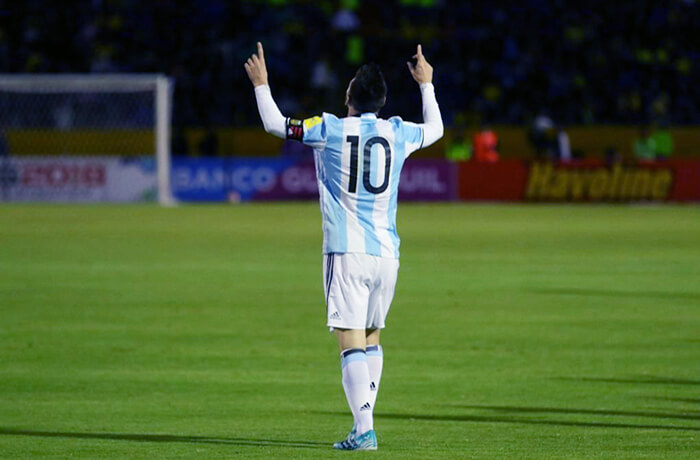 Lionel Messi- The Lion of Argentina