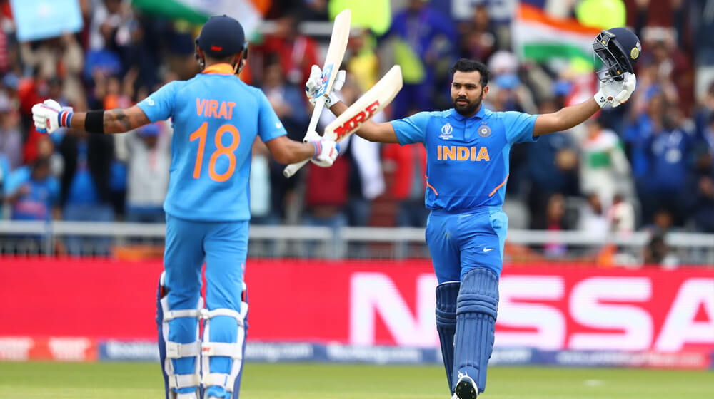 india at 2019 World Cup