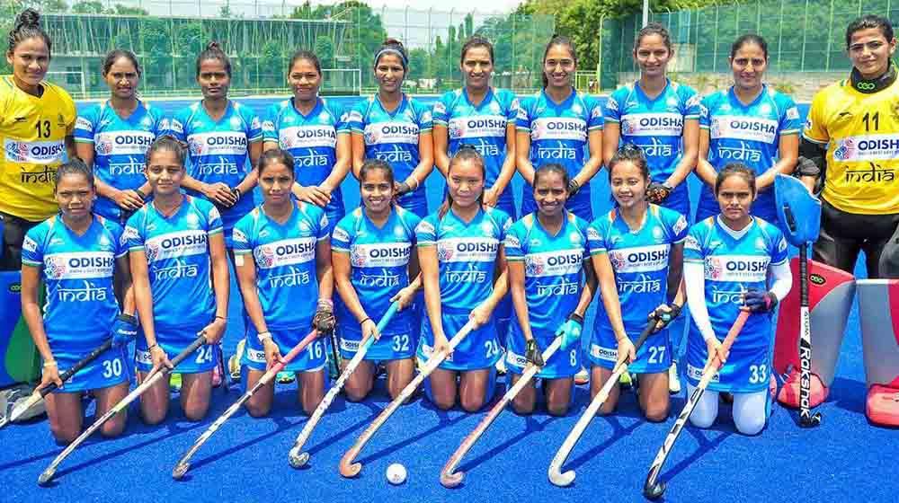 Indian women's hockey team wins Federation Internationale de Hockey series