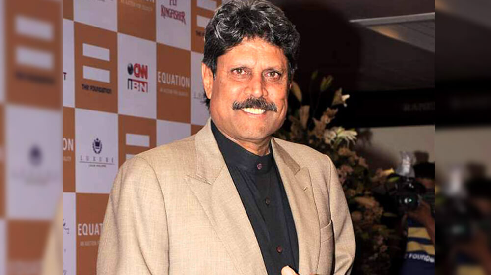 kapil dev business