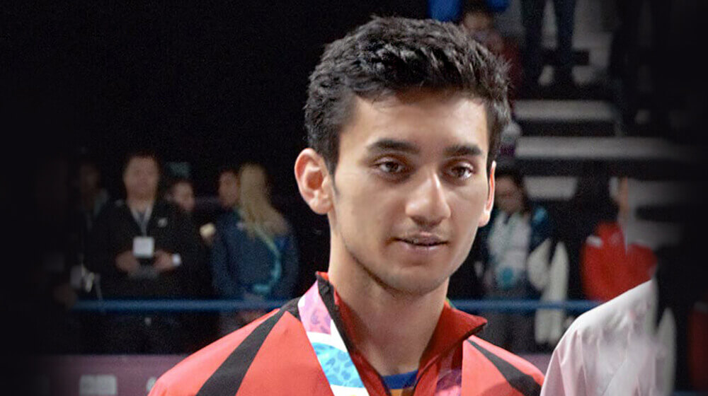Lakshya Sen - Aiming higher and higher, Lakshya Sen - Badminton Boy of India