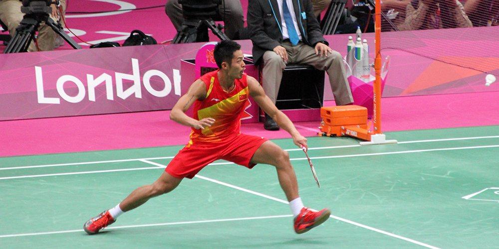 lin dan badminton