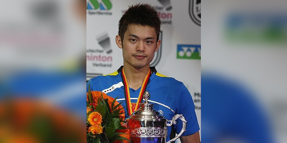 lin dan win award