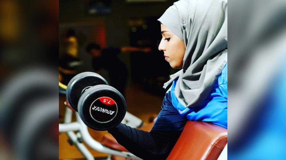 majiziya bhanu exercise