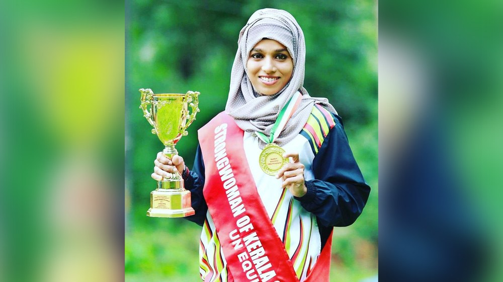 majiziya bhanu with award