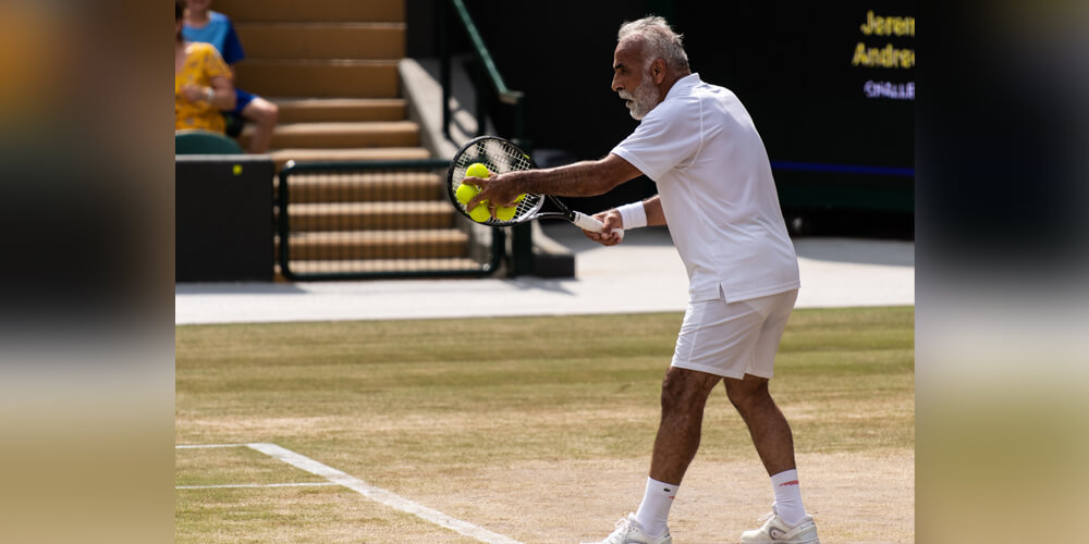 mansour bahrami tennis