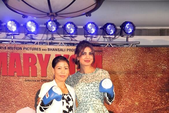Mary Kom's diet routine to ace the boxing world