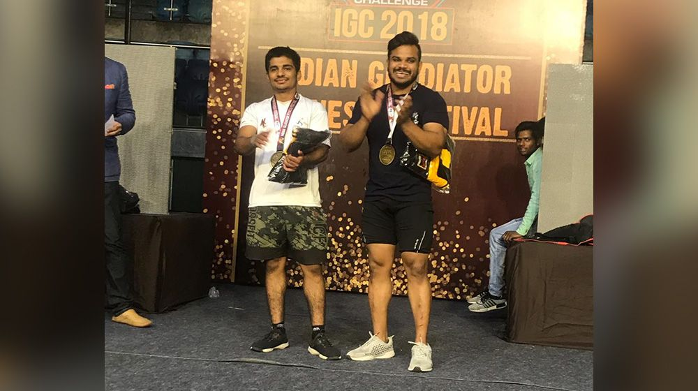 Munny Sharma fitness trainer