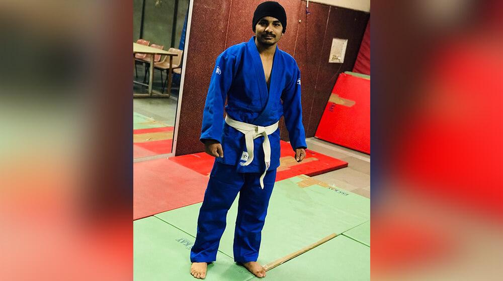Munny Sharma: taekwondo and Judo Practitioner