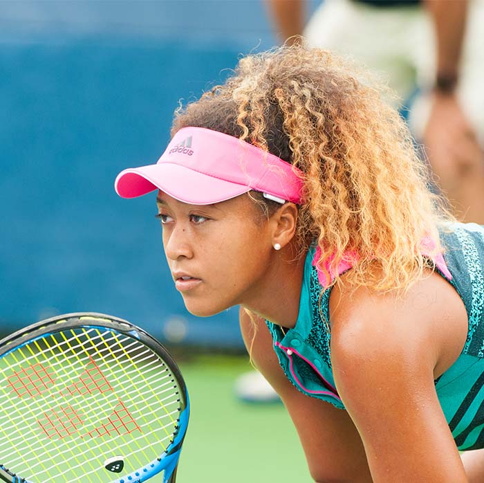 Naomi Osaka: The new face of women's tennis