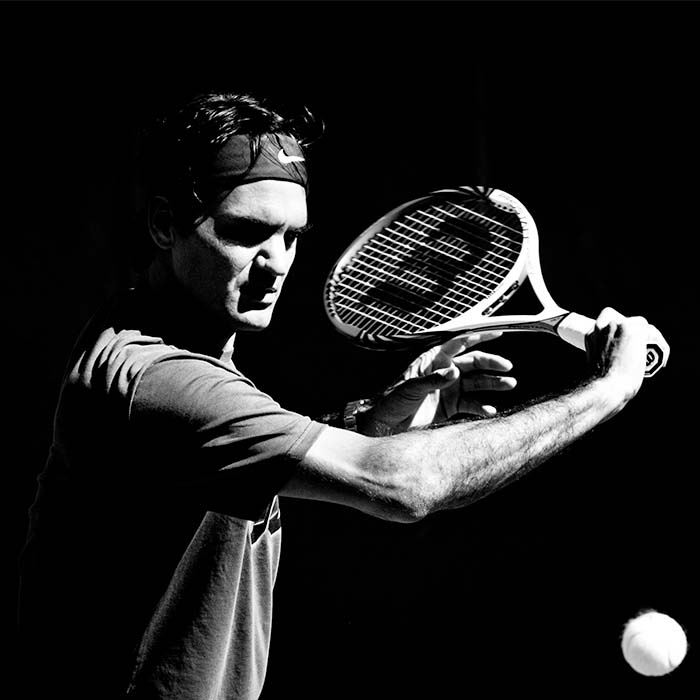 Roger Federer, Tennis Player- Roger and his diet routines
