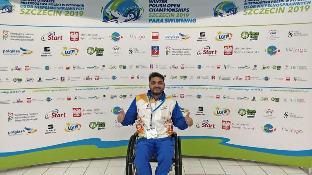 shams aalam shaikh para swimmer
